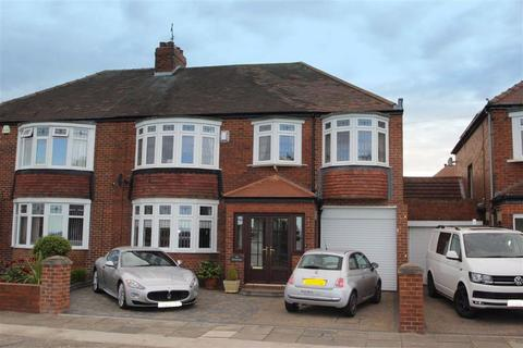 5 bedroom semi-detached house for sale - The Broadway, Cullercoats, NE30