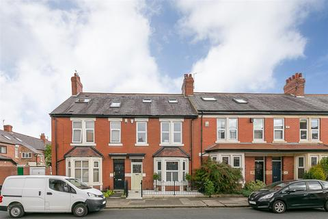 4 bedroom terraced house for sale - Kingswood Avenue, High West Jesmond, Newcastle upon Tyne