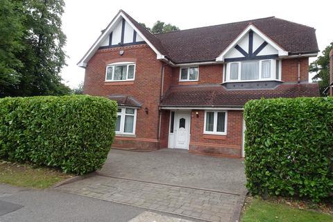 5 bedroom detached house to rent - Heath Croft Road, Four Oaks, B75 6NH