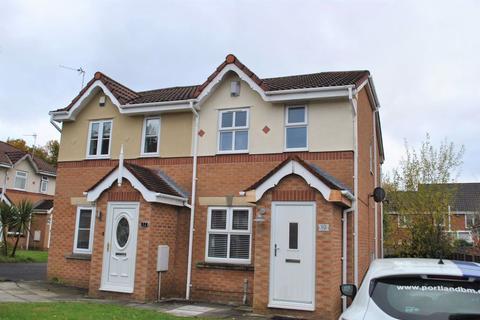 2 bedroom semi-detached house to rent - Harrier Close, Ellenbrook, Worsley M28 7AH