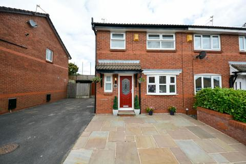 3 bedroom semi-detached house for sale - Sandway, Springfield, Wigan, WN6 7SF