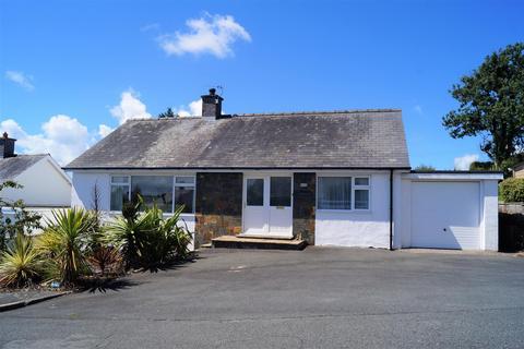 3 bedroom detached bungalow for sale - Lon Glenelen, Pwllheli