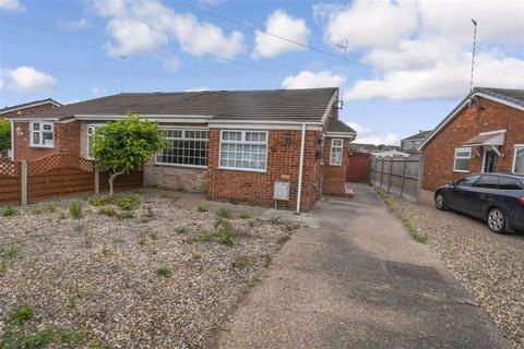 2 bedroom semi-detached bungalow for sale - Fulford Crescent, Willerby, East Riding Of Yorkshire