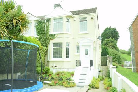 3 bedroom semi-detached house for sale - Tycoch Road, Sketty