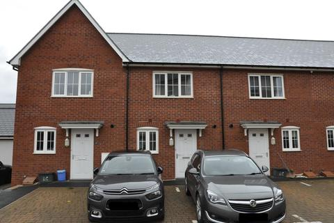 2 bedroom terraced house to rent - Old Park Avenue, Pinhoe, Exeter