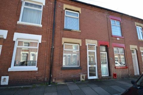 2 bedroom terraced house to rent - St Leonards Road, Clarendon Park, Leicester, LE2 3BZ