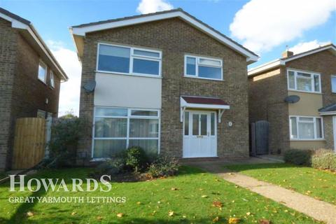 3 bedroom detached house to rent - Cliff Park, Gorleston-on-Sea