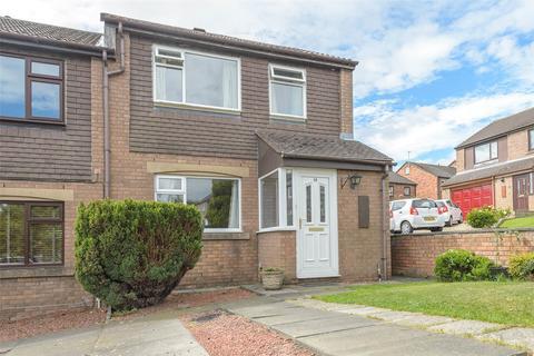 3 bedroom semi-detached house for sale - Blakelaw Court, Alnwick, Northumberland, NE66