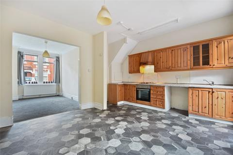 3 bedroom terraced house to rent - Thorpebank Road, London, W12