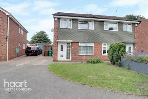 3 bedroom semi-detached house for sale - Hannah Crescent, Wilford