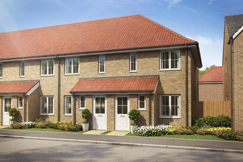 2 bedroom terraced house for sale - Plot 48, The Alnwick at Aylesham Village, Dorman Avenue North CT3