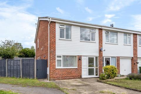 3 bedroom end of terrace house for sale - Winterborne Road, Abingdon, OX14