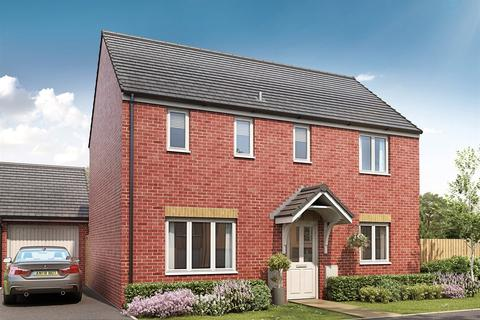 3 bedroom detached house for sale - Plot 152, The Clayton at Lime Tree Court, Mansfield Road DE21