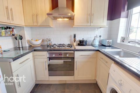 2 bedroom terraced house for sale - Ormskirk Rise, Spondon