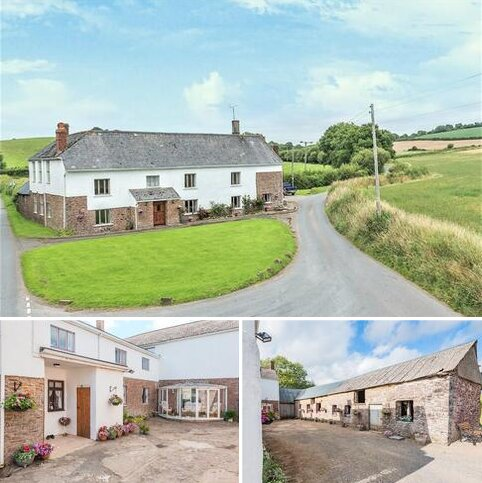 10 bedroom farm house for sale - Wembworthy
