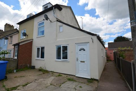 2 bedroom end of terrace house for sale - The Street, Corton, Suffolk