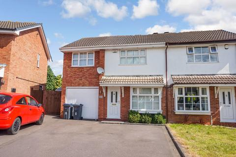 3 bedroom semi-detached house for sale - Hanam Close, Sutton Coldfield