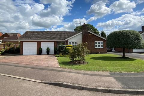 3 bedroom detached bungalow for sale - Richmond Drive, Melton Mowbray