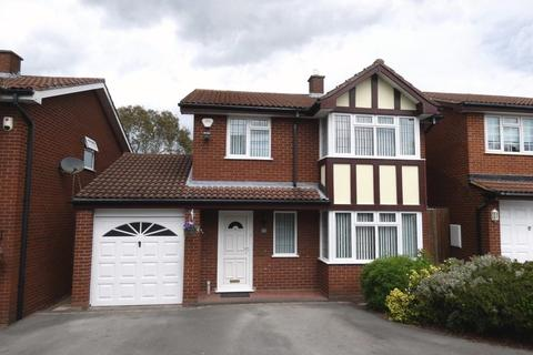 4 bedroom detached house for sale - Yates Croft, Four Oaks