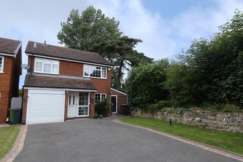 3 bedroom detached house for sale - Icknield Close, Streetly