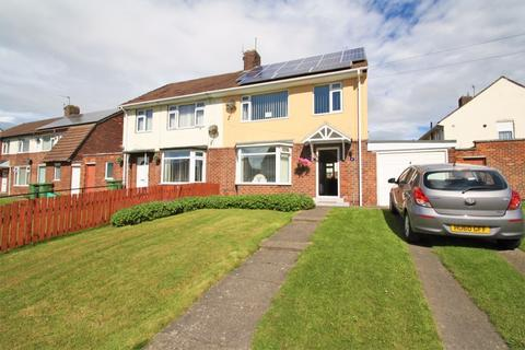3 bedroom semi-detached house - Rishton Close, Roseworth, Stockton, TS19 9BS