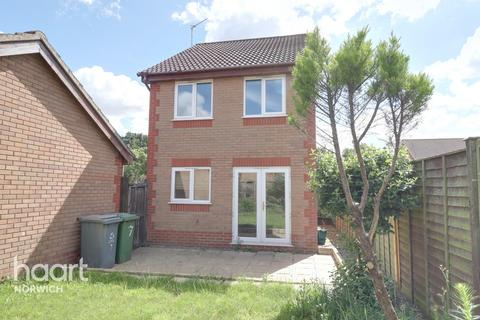 3 bedroom detached house for sale - 7 Edgehill, NORWICH NR7 0UY