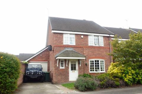 4 bedroom detached house for sale - Edelweiss Close, Walsall