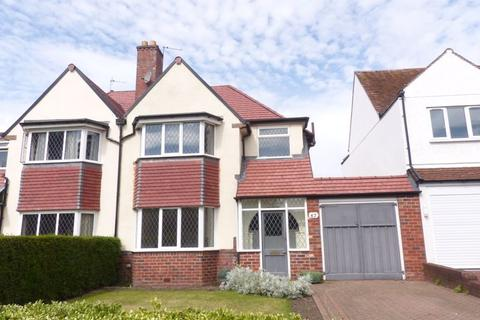 3 bedroom semi-detached house for sale - Walmley Road, Sutton Coldfield