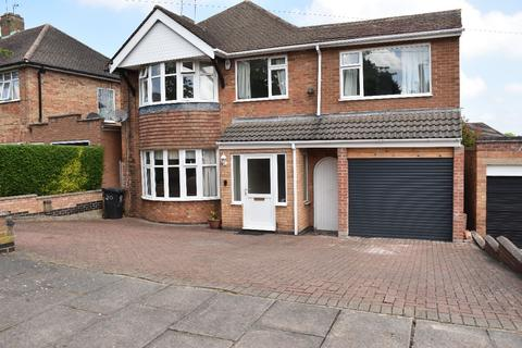 5 bedroom detached house to rent - Valentine Road, Leicester