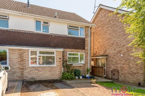 3 bedroom semi-detached house for sale - Northbank Close, Cheltenham