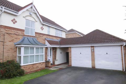 4 bedroom detached house to rent - 5 Beech Grove, Norwood Drive, Hessle, HU13 0LJ