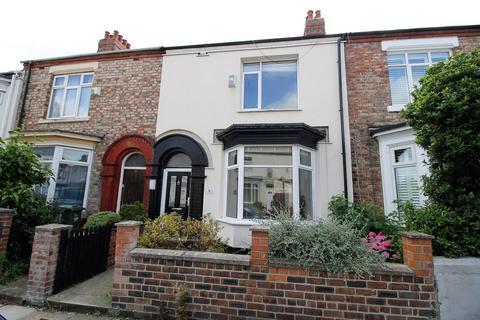 3 bedroom terraced house for sale - Lambton Road, Stockton-On-Tees