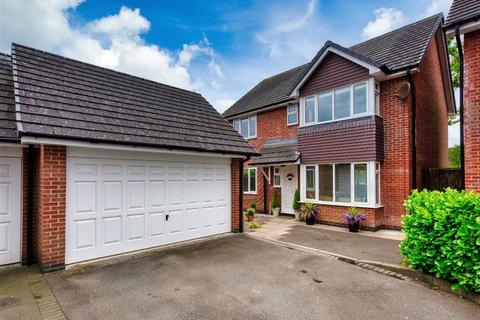 4 bedroom detached house for sale - 12, Oaktree Rise, Codsall, Wolverhampton, WV8