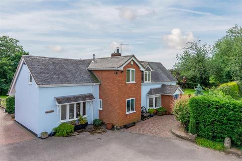 4 bedroom detached house for sale - Nob Hill, Norton Juxta Twycross