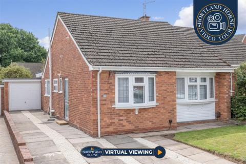 3 bedroom semi-detached bungalow for sale - Finnemore Close, Styvechale Green, Coventry