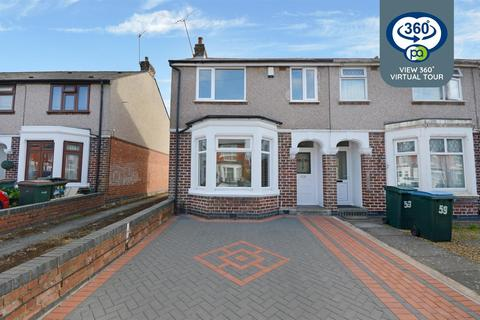 3 bedroom end of terrace house for sale - Crosbie Road, Chapelfields, Coventry
