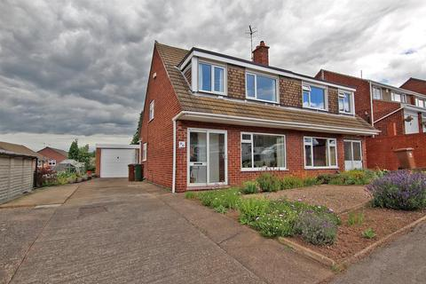 3 bedroom semi-detached house for sale - Middlebeck Drive, Arnold, Nottingham