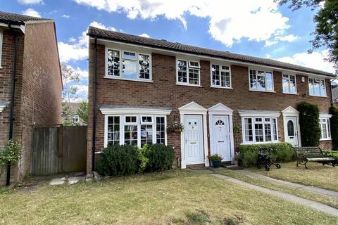 3 bedroom end of terrace house for sale - Jubilee Close, Pamber Heath, Tadley