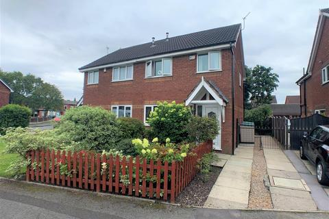 3 bedroom semi-detached house for sale - Hatherop Close, Eccles, Manchester