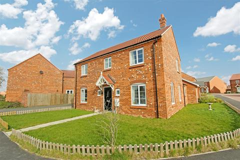 4 bedroom detached house for sale - Willow Road, Leicester Forest East, Leicester