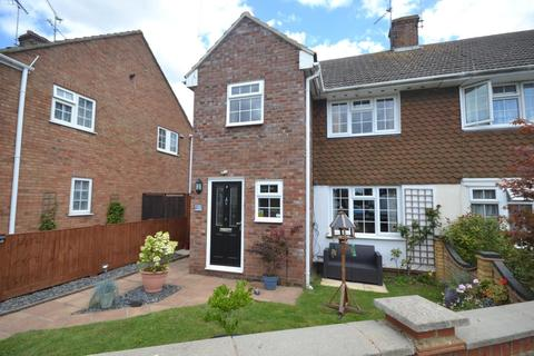 3 bedroom end of terrace house for sale - Long Brandocks, Writtle, Chelmsford, Essex, CM1