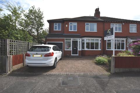 4 bedroom semi-detached house for sale - Palmerston Road, Woodsmoor, SK2