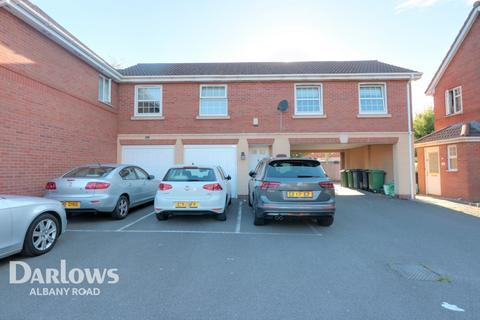 2 bedroom coach house for sale - De Bawdrip Road, Cardiff
