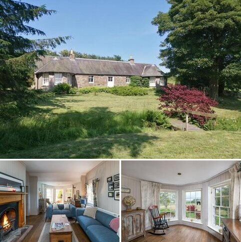 2 bedroom detached house for sale - Glasclune Cottage, Kinloch, Perthshire, PH10