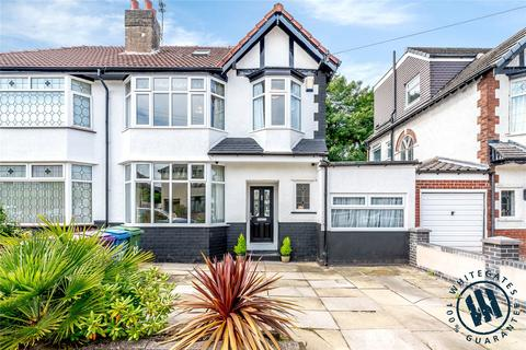4 bedroom semi-detached house for sale - Belle Vue Road, Liverpool, Merseyside, L25
