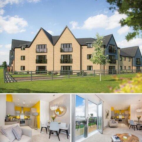 1 bedroom apartment for sale - Plot Hampton Crescent First Floor 023, Hampton Crescent First Floor at Hampton Water, Braymere Road, Cambridgeshire PE7