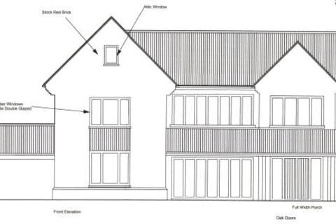 Land for sale - Hempnall Road, Morningthorpe, Norwich, Norfolk, NR15