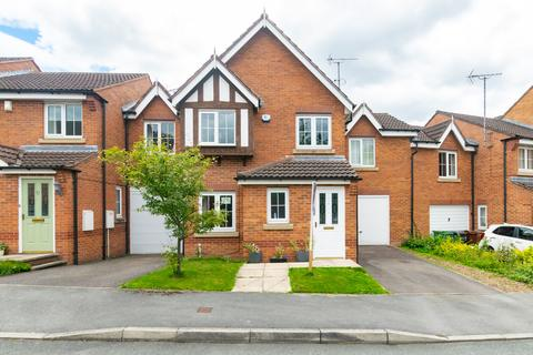 3 bedroom terraced house for sale - Pennyfield Close, Leeds, LS6