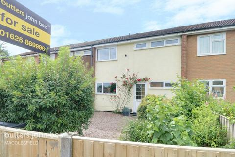 3 bedroom townhouse for sale - Warwick Road, Macclesfield