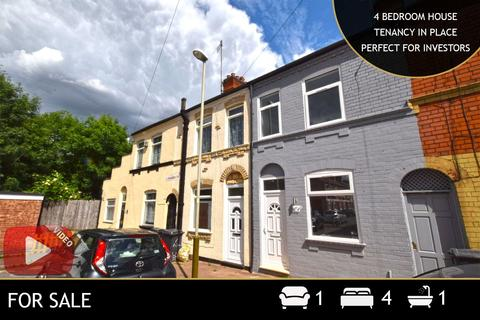 4 bedroom terraced house for sale - Lambert Road, Leicester, Leicestershire, LE3